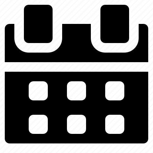 calender, essential, interface, month, schedule, ui, user icon