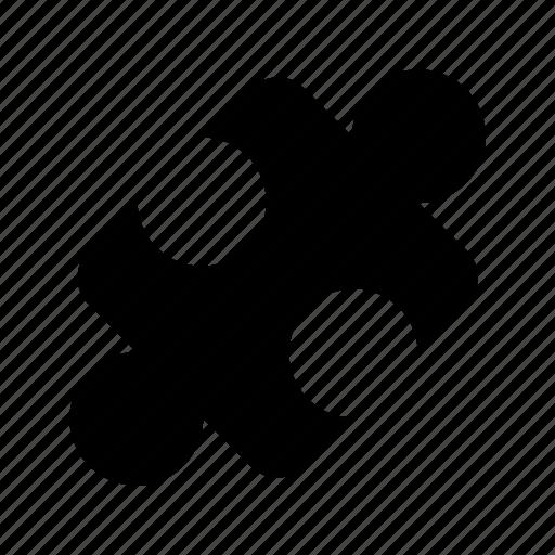 piece, problem, puzzle, solve icon