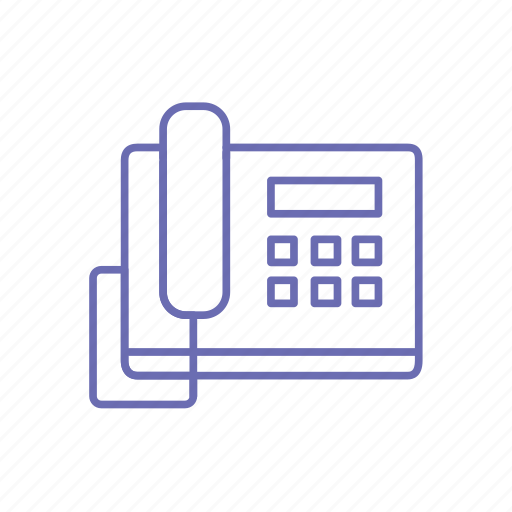 call, fixed phone, land phone, phone, phone icon, vintage phone, wired phone icon