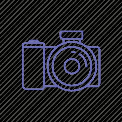 camera, digital camera, dslr, image, nikon, photo, photography, slr, vintage camera icon