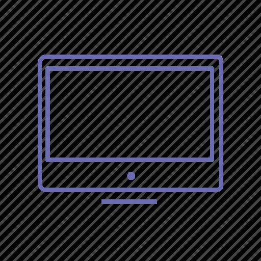 computer, mac, moniter, screen icon