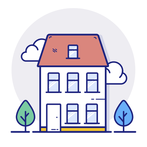 Building, home, house, real estate icon - Free download