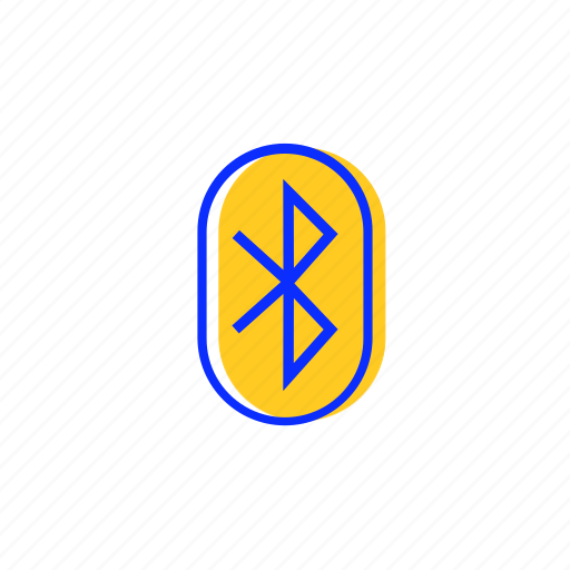 bluetooth, communication, computing, connection, data, network icon