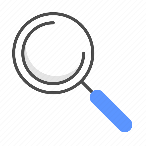 Search, find, magnifier, zoom icon - Download on Iconfinder