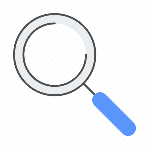 Search, find, zoom, magnifier icon - Download on Iconfinder