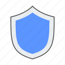 shield, security, protection