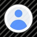 user, profile, account, avatar