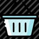 basket, cart, ecommerce, shop, shopbag, shopping, store icon