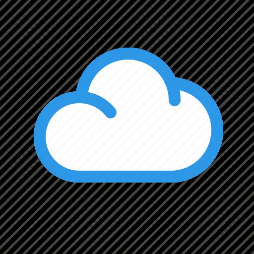 cloud, data, network, storage icon