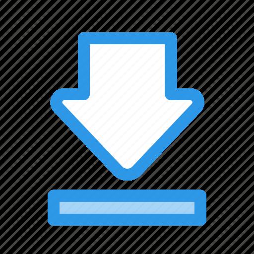 download, keep, save, storage icon