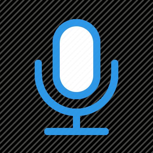 mic, microphone, record icon