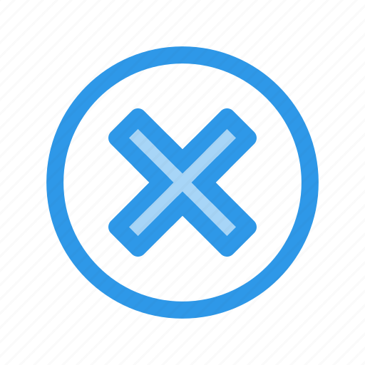 Block, cancel, issue, problem icon - Download on Iconfinder