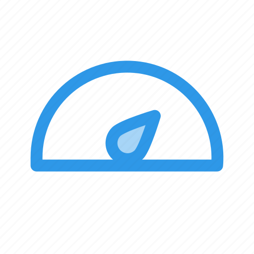 dashboard, indicator, measure, speed icon