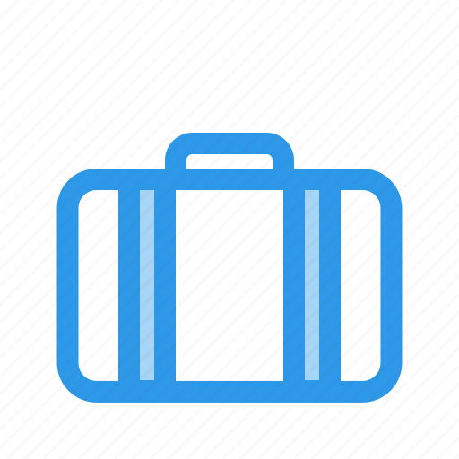 pack, suitcase, travel icon