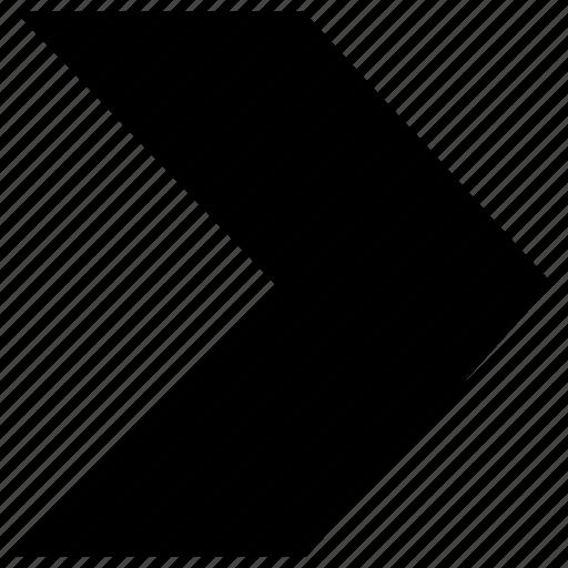 Arrow, arrow symbol, arrows, direction, right arrow icon - Download on Iconfinder