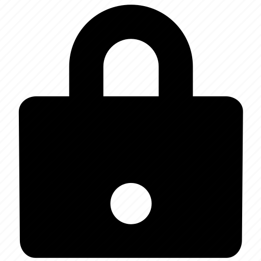 closed, lock, locked, padlock, private, protected icon