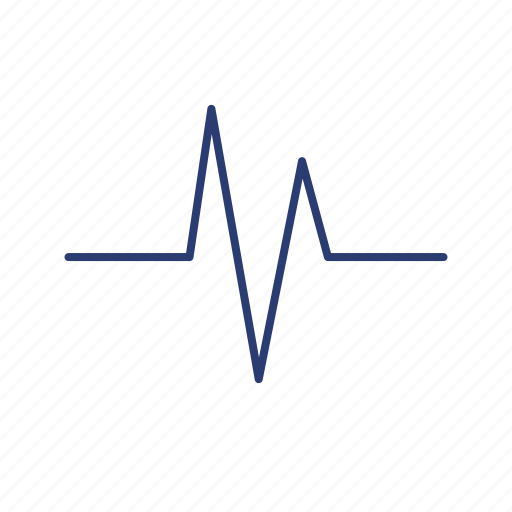 heartbeat, monitoring icon