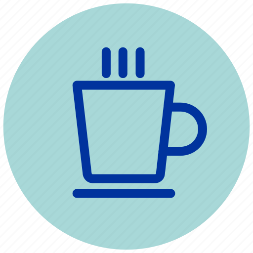 breakfast, coffee, cup, drink, essential, hot, tea icon