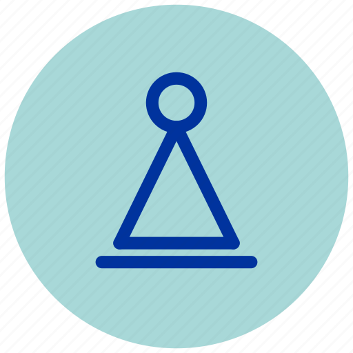 chess, essential, game, iu, pawn, piece icon