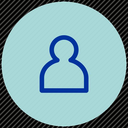 avatar, essential, iu, man, person, user, woman icon