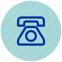 call, contact, essential, iu, mobile, phone, telephone icon