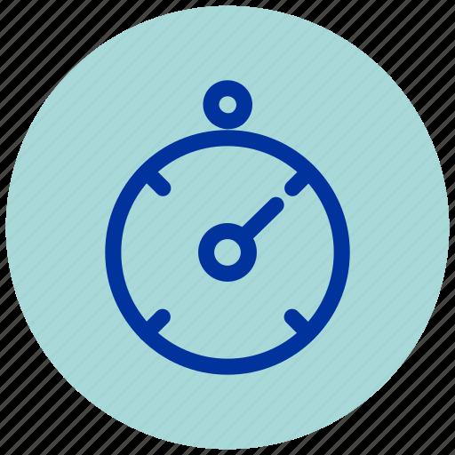 chronometer, clock, essential, iu, time, timetrial, trial icon