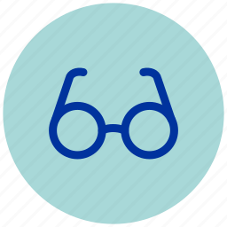 blind, essential, glasses, iu, view, views icon