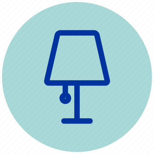 desk, desklamp, desktop, essential, iu, lamp, light icon