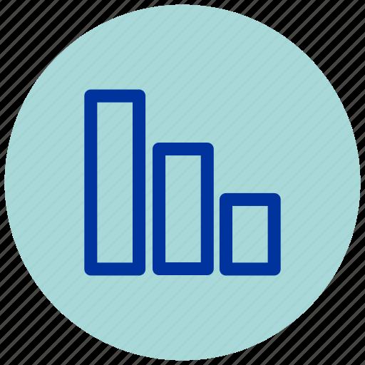business, chart, diagram, essential, finances, iu, marketing icon