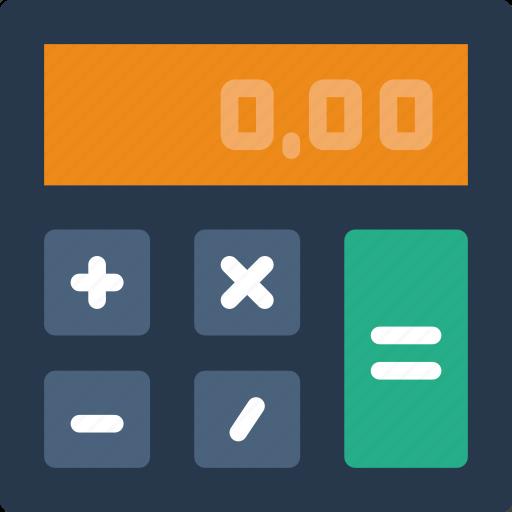 app, calculator, essential, interaction, misc icon