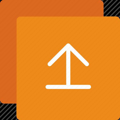 app, essential, interaction, misc, upload icon