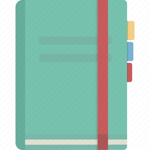 diary, entry, journal, log, notebook icon