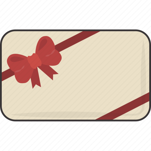 card, certificate, gift icon