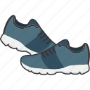 gym, running, shoes, sneakers, trainers icon