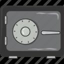 safe, secure, vault