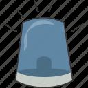 alert, siren icon