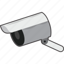camera, security, surveillance icon