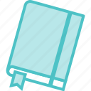 diary, entry, journal, log icon