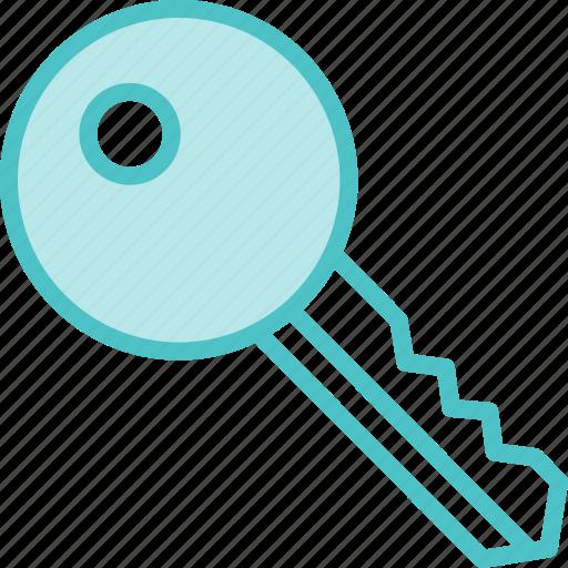 key, password icon