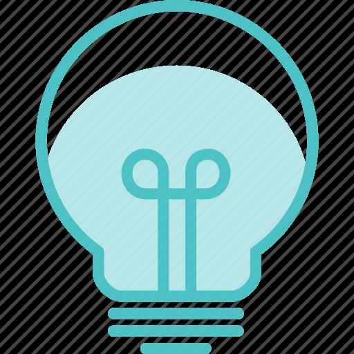 Bulb, light, lightbulb icon - Download on Iconfinder