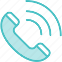 phone, support icon