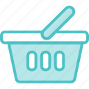 basket, checkout, shopping icon