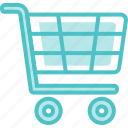 cart, checkout, shopping icon