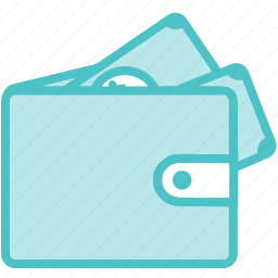 payment, wallet icon