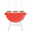 barbecue, bbq, cook, food, grill icon