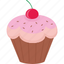 cupcake, dessert, sweets icon