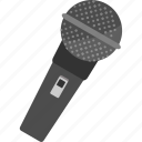 audio, microphone, speech icon
