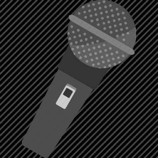 audio, microphone, speech icon
