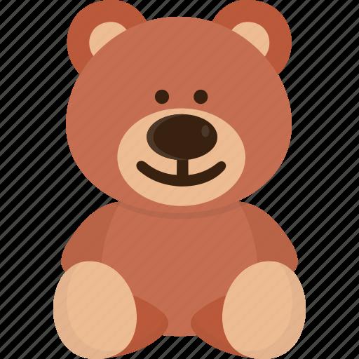 Bear, teddy, toy, teddy bear icon - Download on Iconfinder