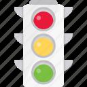 alert, light, signal, traffic, warning, traffic light